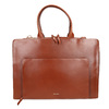Damska skórzana torba royal-republiq, brązowy, 964-3002 - 26