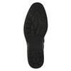 Męskie skórzane buty do kostki bata, brązowy, 894-4671 - 26