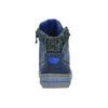 Dziecięce buty za kostkę zociepliną mini-b, niebieski, 491-9651 - 17