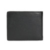 Męski skórzany portfel bata, czarny, 944-6170 - 19
