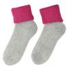 Skarpetki termiczne damskie matex, różowy, 919-5382 - 26