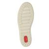 Trampki damskie za kostkę bata, brązowy, 594-8659 - 26