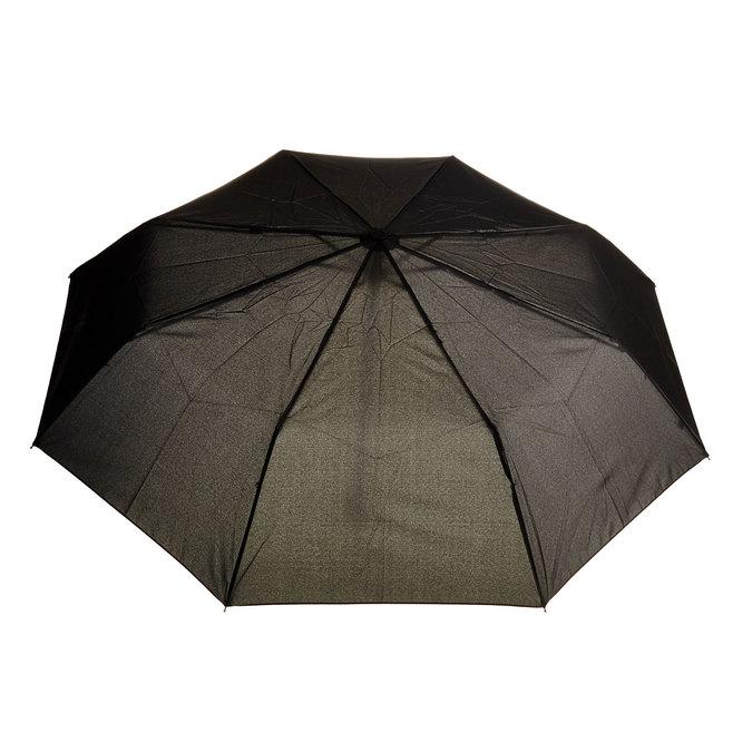 Czarna składana parasolka bata, czarny, 909-6600 - 26
