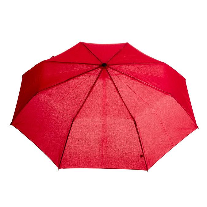 Czerwona składana parasolka bata, czerwony, 909-5600 - 26