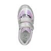 Dziecięce buty sportowe z brokatem mini-b, szary, 221-2603 - 19