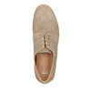 Nieformalne półbuty ze skóry bata, beżowy, 843-8623 - 19