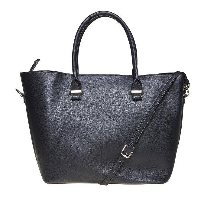 Elegancka torba damska bata, czarny, 961-6278 - 26