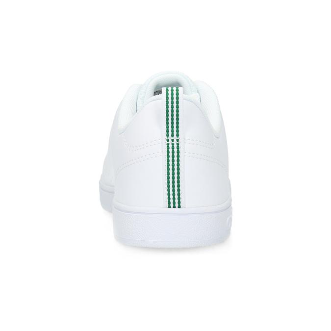 Dziecięce białe buty sportowe adidas, biały, 401-1233 - 15