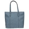 Niebieska torba zperforacją bata, niebieski, 961-9711 - 19