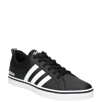 Nieformalne trampki męskie adidas, czarny, 801-6136 - 13