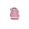 Różowe baleriny dziewczęce zpaskiem na podbiciu bubblegummer, różowy, 321-5603 - 17