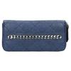 Pikowany portfel damski bata, niebieski, 941-9146 - 26