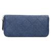 Pikowany portfel damski bata, niebieski, 941-9146 - 19
