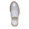 Półbuty dziecięce zkryształkami mini-b, srebrny, 321-2246 - 19