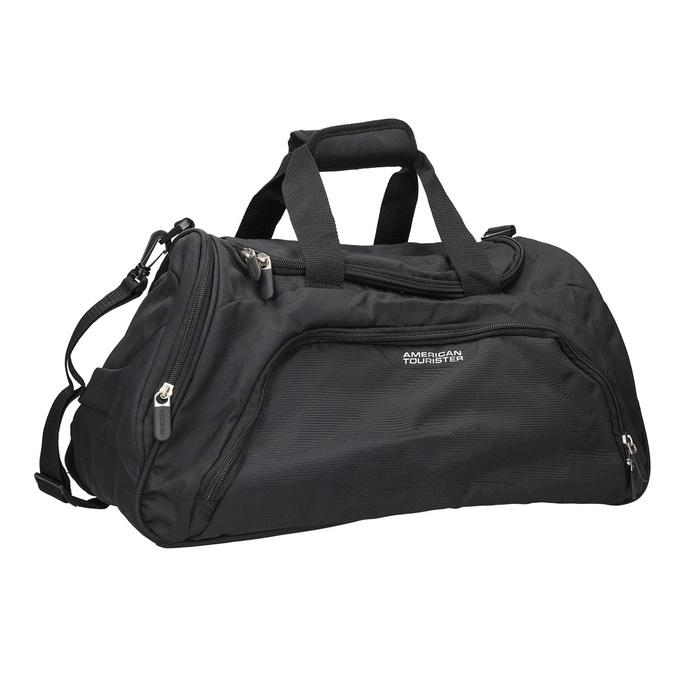 Czarna torba podróżna, czarny, 969-6164 - 13