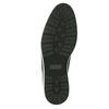 Skórzane buty za kostkę znieformalną podeszwą bata, czarny, 826-4818 - 26