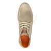 Zamszowe buty za kostkę weinbrenner, beżowy, 843-4625 - 19