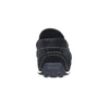 Zamszowe mokasyny bata, niebieski, 853-9614 - 17