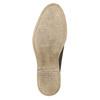 Skórzane buty za kostkę bata, brązowy, 826-4600 - 26