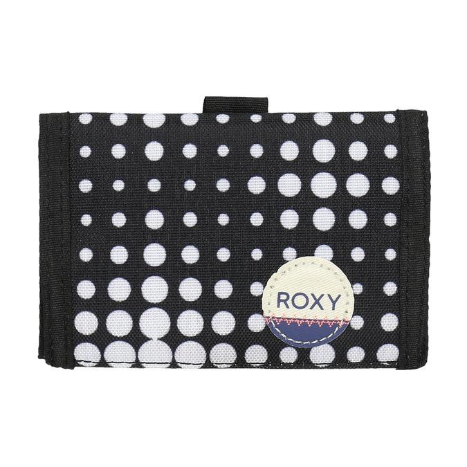 Portfel zmateriału tekstylnego wgroszki roxy, 969-0056 - 17