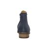 Zamszowe botki gabor, niebieski, 613-9013 - 17