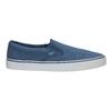 Niebieskie obuwie typu slip-on north-star, niebieski, 889-9286 - 15