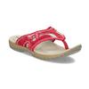 Japonki damskie wsportowym stylu weinbrenner, czerwony, 566-5611 - 13