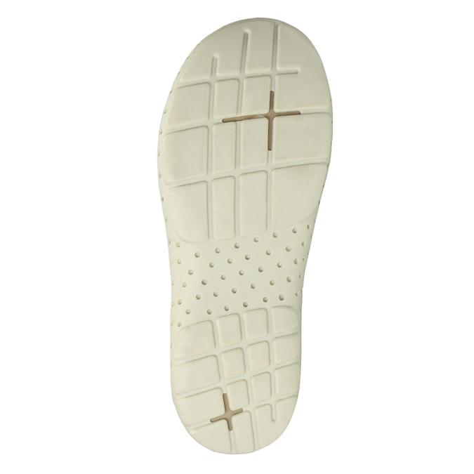 Czerwone sandały damskie ze skóry weinbrenner, czerwony, 566-5608 - 26