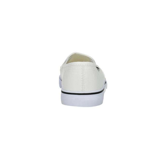 Obuwie damskie typu slip-on tomy-takkies, biały, 589-1171 - 17
