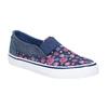 Obuwie dziewczęce typu slip-on mini-b, niebieski, 329-9611 - 13