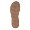 Skórzane japonki damskie bata, szary, 566-2607 - 26
