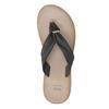 Skórzane japonki damskie bata, czarny, 566-6607 - 19