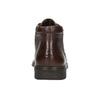 Skórzane buty za kostkę fluchos, brązowy, 824-4450 - 17