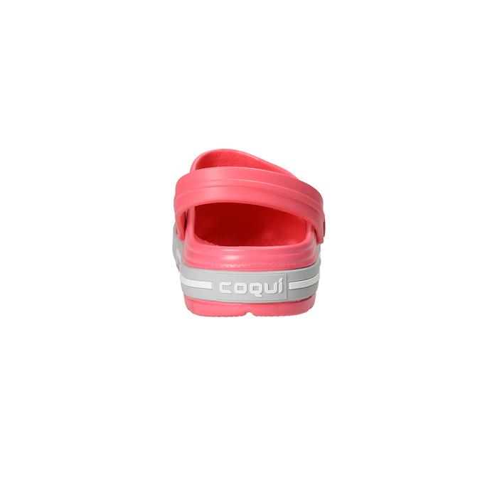 Różowe sandały damskie coqui, różowy, 572-5611 - 17