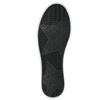 Obuwie damskie typu slip-on zkolorową lamówką north-star, czarny, 589-6440 - 26