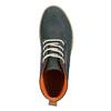 Męskie skórzane buty Chukka Boots weinbrenner, niebieski, 846-9629 - 15