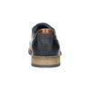 Nieformalne półbuty ze skóry bata, niebieski, 826-9910 - 17
