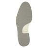 Szare skórzane obuwie za kostkę bata, szary, 826-2912 - 19