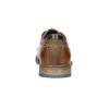 Nieformalne skórzane półbuty bata, brązowy, 826-3910 - 17