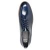 Skórzane półbuty damskie bata, niebieski, 528-9600 - 19