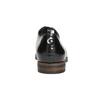 Lakierowane półbuty damskie bata, czarny, 528-4600 - 17