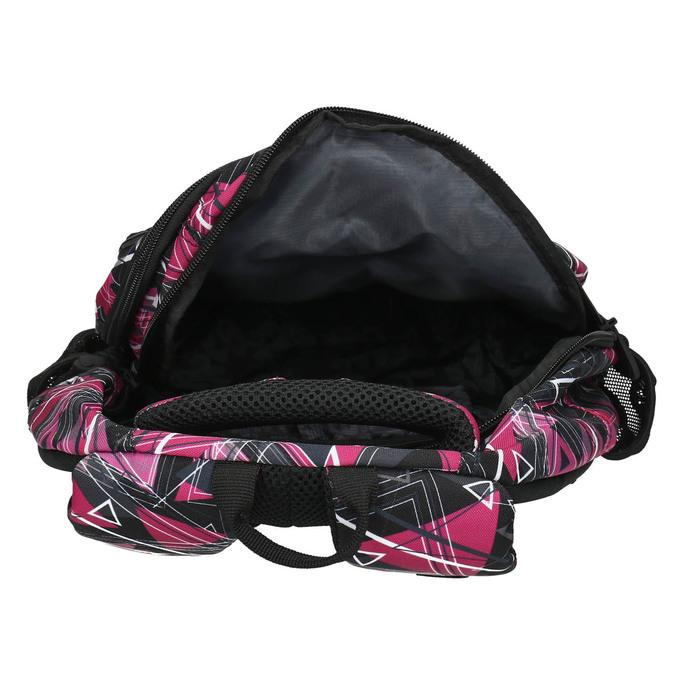Plecak szkolny bagmaster, różowy, 969-5650 - 15
