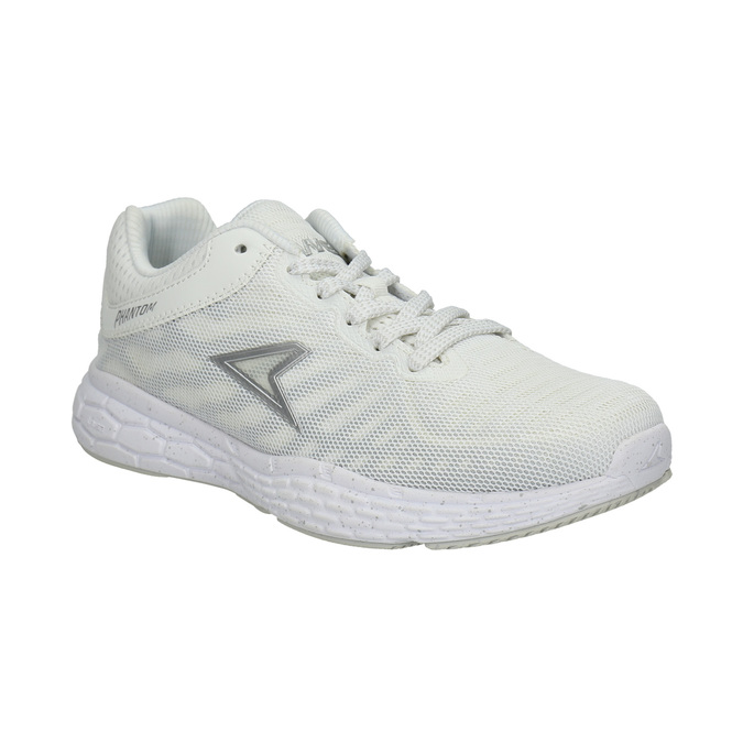 Sportowe trampki damskie power, biały, 509-1220 - 13