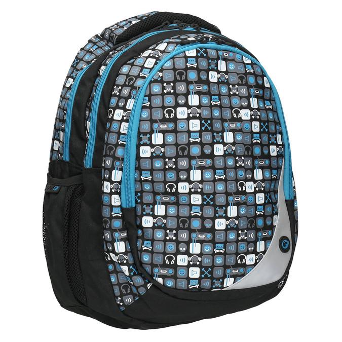 9699654 bagmaster, niebieski, 969-9654 - 13