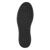 Slip-on damskie na czarnej platformie bata, szary, 516-1613 - 19