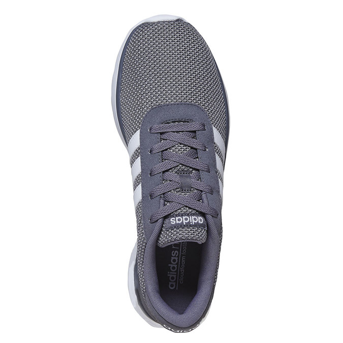 Szare trampki męskie adidas, szary, 809-2198 - 19