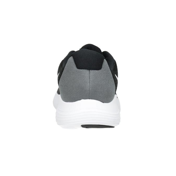 Sportowe trampki damskie nike, czarny, 509-6290 - 16
