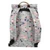 Plecak wkolorowy deseń, szary, 969-2080 - 16