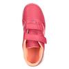 Różowe trampki dziecięce adidas, różowy, 301-5197 - 15