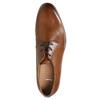 Skórzane półbuty wyjściowe bata, brązowy, 826-3680 - 26